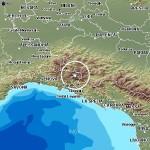 TERREMOTO: TREMA LA LIGURIA (GENOVA), DUE SCOSSE DI MAGNITUDO 4.0, VARIE REPLICHE