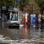 MALTEMPO: ALLERTA METEO, POSSIBILI NUBIFRAGI A PESCARA