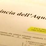 REPORT (RAI TRE): DOVE VANNO A FINIRE I SOLDI DELLA RICOSTRUZIONE (Video)