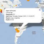 Terremoto, scossa di magnitudo Richter 6.2 in Argentina