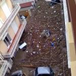 MALTEMPO: ALLUVIONE NEL MESSINESE, FAMIGLIE ISOLATE (I VIDEO)