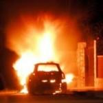 INTIMIDAZIONE CRIMINALE: A FUOCO AUTO DI GIUDICE E INVESTIGATORE