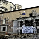 "LA FOTO ""NO COMMENT"" –  BERLUSCONI'$ MIRACLE"