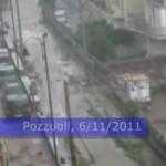 VIDEO ALLUVIONE A POZZUOLI, ERA ACCADUTO ANCHE IL 6 NOVEMBRE 2009