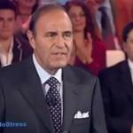 """VESPA vs PAOLINI A PORTA A PORTA: """"BERLUSCONI HA UN PISELLINO"""""""