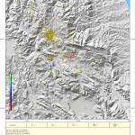 L'Aquila, l'evoluzione mensile del terremoto. Settembre 2010