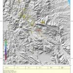L'Aquila, l'evoluzione mensile del terremoto. Settembre 2011