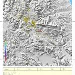 L'Aquila, l'evoluzione mensile del terremoto. Novembre 2010