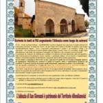 I Luoghi del Cuore: da Lucoli un invito a votare l'Abbazia di S.Giovanni Battista