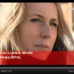 VIDEO – MARIA LUISA BUSI TORNA A L'AQUILA: COLPISCE IL SILENZIO DELL'INFORMAZIONE
