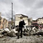 CORRIERE DELLA SERA: L'AQUILA TRE ANNI DOPO, TUTTO UGUALE