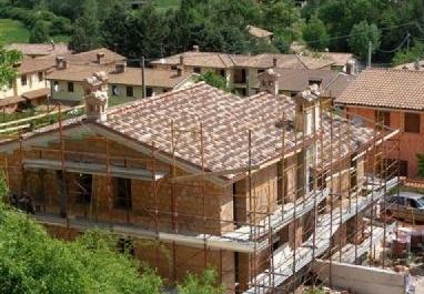 l 39 aquila case in corso di costruzione nel 2009 una