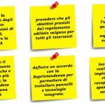 L'AQUILA: I POST-IT DI LEGAMBIENTE PER I CANDIDATI SINDACO