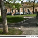 VIDEO: A L'AQUILA PRONTO IL NUOVO PARCO GIOCHI DI SAN BERNARDINO