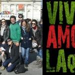 L'AQUILA, SPAZI COMUNI PER RICOMINCIARE A VIVERE (VIDEO)