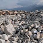 L'AQUILA: ECCO I DATI IN TEMPO REALE SULLA RIMOZIONE DELLE MACERIE