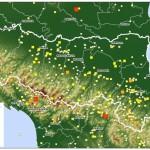 TERREMOTO EMILIA: INGV, LA STORIA SISMICA DELL'AREA