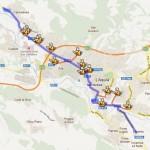 L'AQUILA: ECCO LE STRADE CHIUSE SABATO 12 PER IL GIRO D'ITALIA