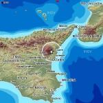 SICILIA: NELLA NOTTE 5 SCOSSE DI TERREMOTO SULL'ETNA