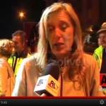 """VIDEO: TERREMOTO EMILIA, RABBIA A CAVEZZO: """"AIUTI DALL'ABRUZZO MANDATI VIA"""""""