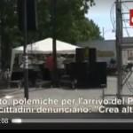 VISITA DEL PAPA IN EMILIA E POLEMICHE PER LO SFRATTO A 6 FAMIGLIE PER LA SICUREZZA (VIDEO)