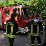 L'AQUILA: TRE VIGILI DEL FUOCO ACCUSATI DI FURTO IN CASA INAGIBILE