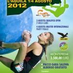 L'AQUILA, PIAZZA DUOMO: DALL'1 AL 4 AGOSTO IL FESTIVAL DELL'ARRAMPICATA