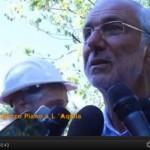 VIDEO: RENZO PIANO A L'AQUILA, AUDITORIUM PRONTO A OTTOBRE