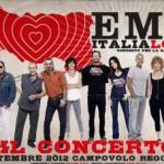 """TERREMOTO: IL 22 SETTEMBRE CONCERTONE """"ITALIA LOVES EMILIA"""""""