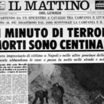 PUBBLICATO BANDO RICOSTRUZIONE IRPINIA PER IL TERREMOTO DEL 1980