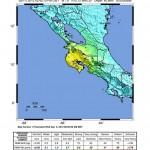 COSTA RICA: TERREMOTO MAGNITUDO 7.6, ALLERTA TSUNAMI
