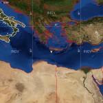 TERREMOTO: FORTE SCOSSA MAGNITUDO 5.6 VICINO CRETA (GRECIA)