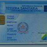 """TESSERE SANITARIE REGIONE """"ABBRUZZO"""": SONO 65MILA, SARANNO SOSTITUITE"""