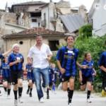 L'AQUILA: A 3 ANNI DAL TERREMOTO TORNA INTER CAMPUS