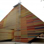 L'AQUILA EARTHQUAKE: THE NEW WOODEN MUSIC HALL BY RENZO PIANO