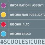 ECCO LA MAPPA DEL RISCHIO SISMICO DI 40MILA SCUOLE ITALIANE