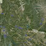 MONITORAGGIO TERREMOTI: L'AQUILA, EVOLUZIONE GIUGNO-NOVEMBRE 2012