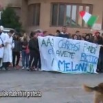 LA PROTESTA DEGLI STUDENTI A L'AQUILA (VIDEO)
