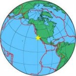 14.12.2012: TERREMOTO M. 6,4 IN CALIFORNIA