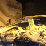 VIDEO – CROLLANO DUE PALAZZINE: MORTI, FERITI E DISPERSI A PALERMO