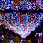 «CHINA CHRISTMAS» IN ABRUZZO SEQUESTRATE 2000 LUMINARIE
