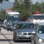 L'AQUILA, MALTEMPO: IL COMUNE CHIUDE VIA ROMA E PARCHEGGIO VIALE CORRADO IV