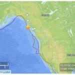 TERREMOTO: FORTE SCOSSA M. 7.7 IN ALASKA, DIRAMATO E RITIRATO ALLARME TSUNAMI
