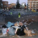 E DOPO LA FIERA DELL'EPIFANIA? 12 TONNELLATE… DI RIFIUTI