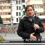 16.1.2013: ECCO IL VIDEO DI STRISCIA LA NOTIZIA A L'AQUILA