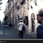 L'AQUILA, IL VIDEO DI FABIO CONCATO GIRATO IN CENTRO STORICO