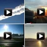 ECCO TUTTI I VIDEO DELLA PIOGGIA DI METEORITI IN RUSSIA
