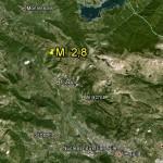 16.3.2013: TERREMOTO M.2,8 A L'AQUILA, ZONA PIZZOLI-BARETE