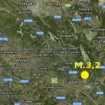 14.4.2013: TERREMOTO M.3,2 IN ZONA CASSINO