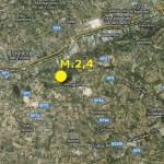 17.4.2013: TERREMOTO M.2,4 IN ZONA TERAMO